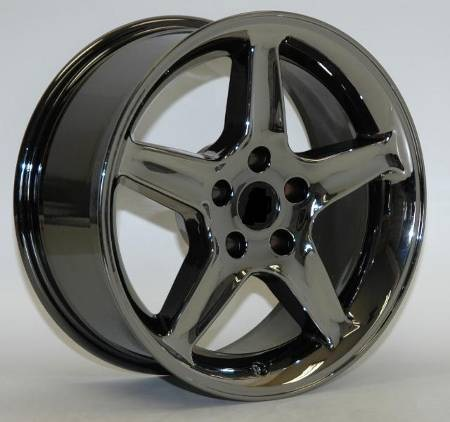 Chrome Aluminum Wheels