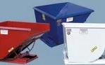 Hopper Container